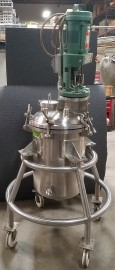 Letco Stainless Tank 100L