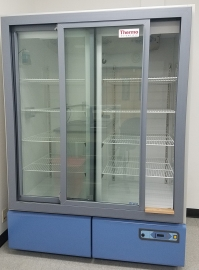 Thermo Scientific Revco High-Performance Laboratory Refrigerator with Glass Doors