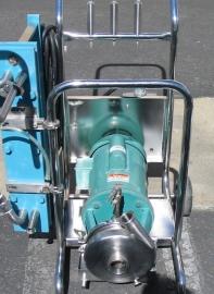Ladish Tri-Flo Sanitary Centrifugal Pump