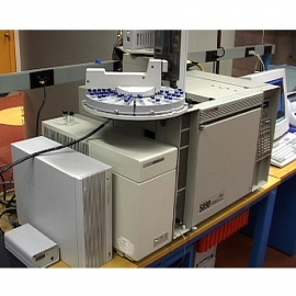 GC/MS Gas Chromatography linked to Mass Spectrometry