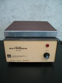 Lab-Line Multi-Magnestir 4 Position Stir Plate Model 1262