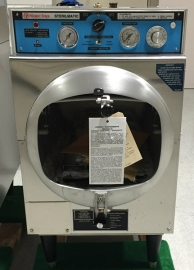 Market Forge Sterilizer with Temperature Control 230-250F