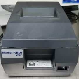 Mettler Toledo Balance Printer Model 8857