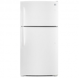 Kenmore Model 61212 21 cu. ft. Energy Star Top-Freezer Fridge