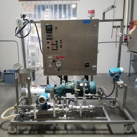 Sanitary Pump Skid