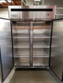 Supera -20 Double Door Freezer