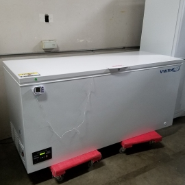 VWR Manual Defrost Laboratory -25 Chest Freezer