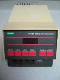 Bio-Rad 200 / 2.0 Electrophoresis Power Supply