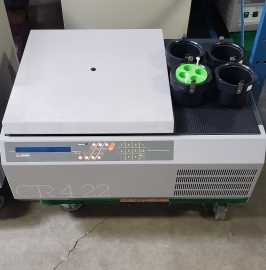 Jouan CR4 22 Refrigerated Benchtop Centrifuge