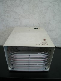 Hoefer SE1200 Easy Breeze Air Gel Drying System