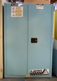 Justrite Corrosive/Acid Storage Cabinet, 45 Gallons