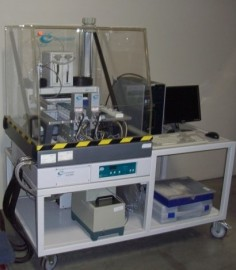Chemspeed ASW 2000 Chemistry Synthesis System