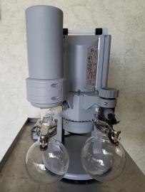 BrandTech VACUUBRAND MD1C + AK + EK Oil-Free Chemistry Diaphragm Vacuum Pump